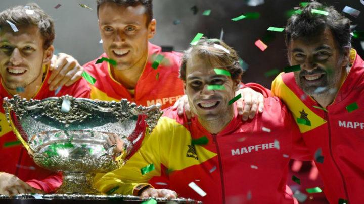 La novedosa Copa Davis