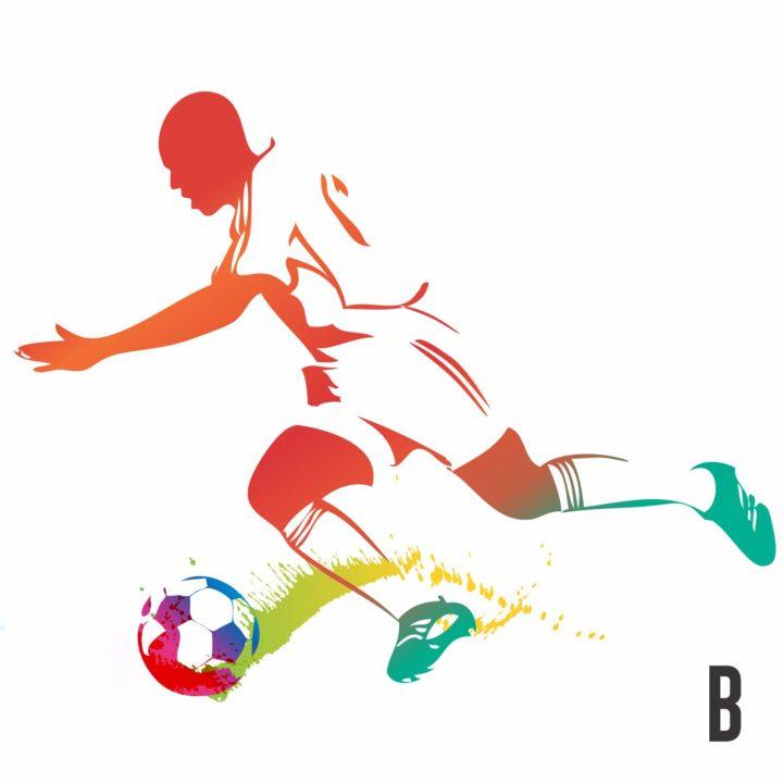 Los colores y el deporte