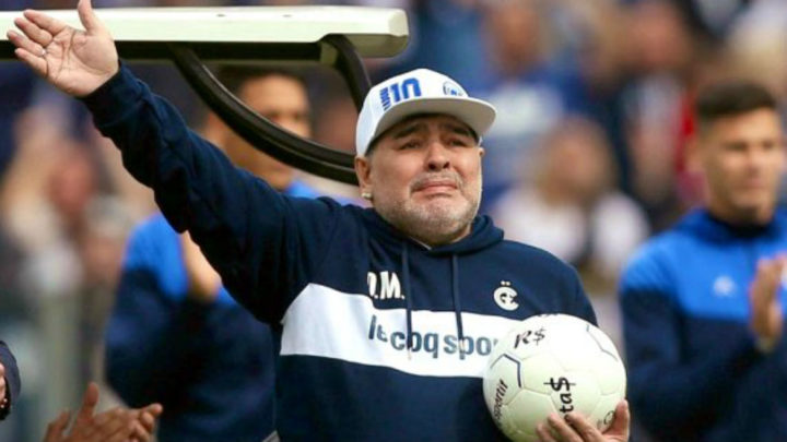 ¿Cuánto dinero generará Maradona para Gimnasia y Esgrima?
